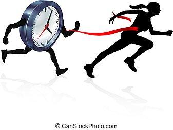 Beating the Clock