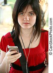 Beatufiul Teen at School - Beautiful 14 year old girl ...