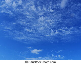 beatuful, ciel bleu