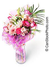 beau, bouquet