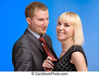 beau, couple