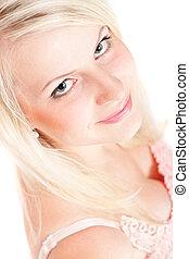 beau,  girl, blonds