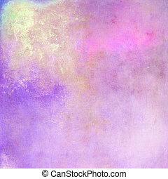 beau, pastel, coloré, fond