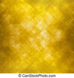 beau, poli, or, texture