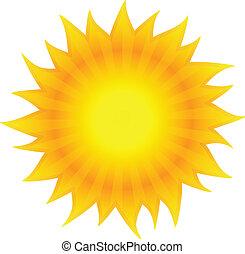 beau, soleil