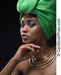 beauté, ethnique