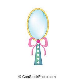 beauté, miroir