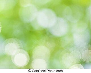 beauté naturelle, résumé, arrière-plans, bokeh, conception, ton