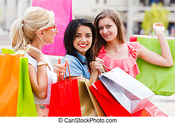 Beauties in Town Shopping