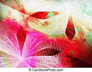 Beautiful abstrac fractal deisgn