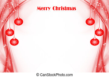 Beautiful abstract background of Christmas lights