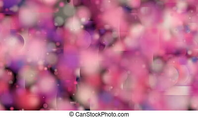 Beautiful abstract blurred background with defocused lights