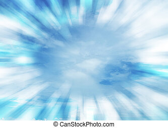 Abstract Zoom Effect Background - Beautiful Abstract Zoom...