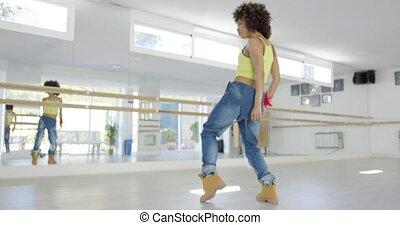 Beautiful african american dancer - Beautiful and sexy...