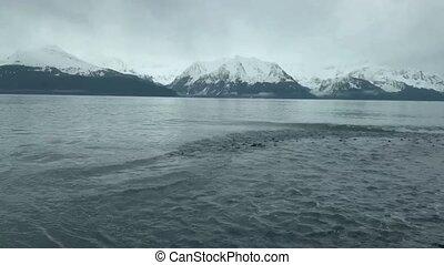 Beautiful Alaska scenery - Sights around Seward Alaska