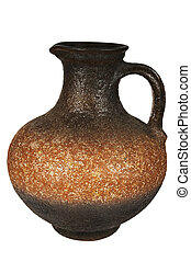 Beautiful ancient jug