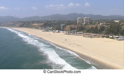 Aerials of Los Angeles - Beautiful and smooth in HD Aerials...
