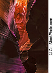 Beautiful Antelope Canyon, Page, Arizona