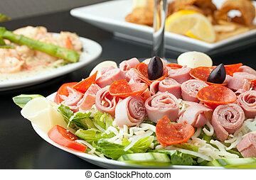 Beautiful Antipasto Salad