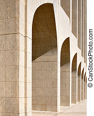 Beautiful arches of Arabia - Beautiful arches are a frequent...