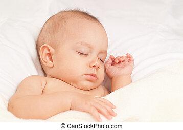 beautiful baby sleep