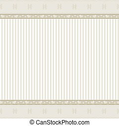 Beautiful background with lace border