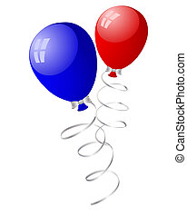 balloons - Beautiful balloons in the air