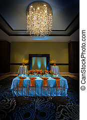 Beautiful Banquet Table
