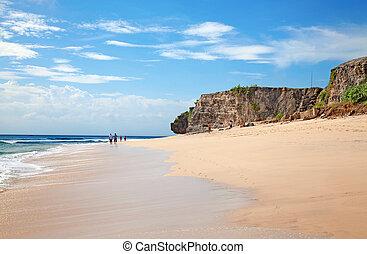 beautiful beach - Small and beautiful balinese Dreamland...