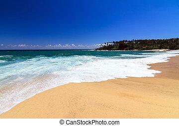 Beautiful Beach, Tangalle, Sri Lanka - Gorgeous Beach at...