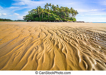 Beautiful beaches, tropical national parks