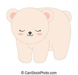 beautiful bear design