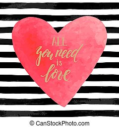 beautiful black and white striped background with watercolor...