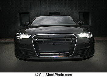 black powerful sports car - beautiful black powerful sports ...