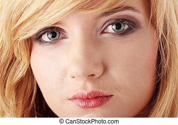 Blond Teen
