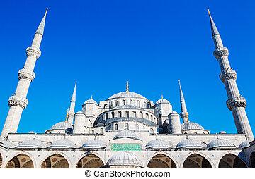 Beautiful Blue Mosque