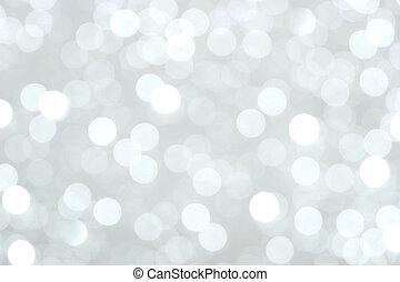 beautiful blurry christmas lights background