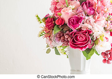 beautiful bouquet of flowers