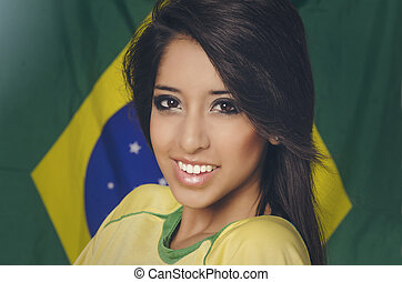 Beautiful Brazil soccer football fa