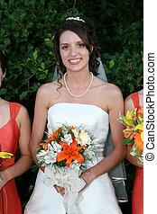 Bride After Wedding