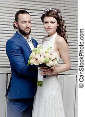 beautiful brides wedding