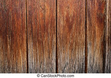 Beautiful brown wooden background