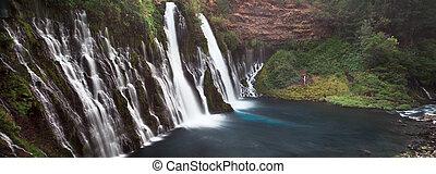 Beautiful Burney Falls Memorial State Park