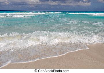 Beautiful Cancun Beach