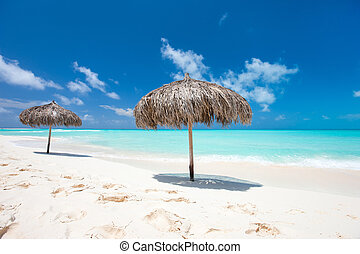 Beautiful Caribbean beach