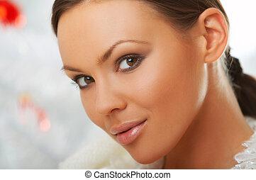 Beautiful Christmas 3 - 20-25 years olf beautiful woman next...