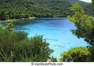 Peljesac in Croatia