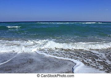 Beautiful Coast Water