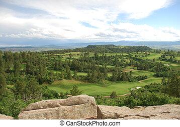 Beautiful Colorado Landscape