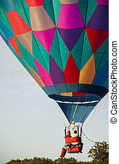 Beautiful Colorful Hot Air Baloon-Fifteen